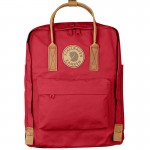 Kanken No.2 deep red