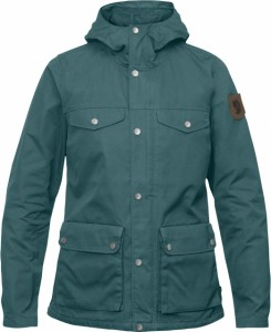 Greenland Jacket W frost green
