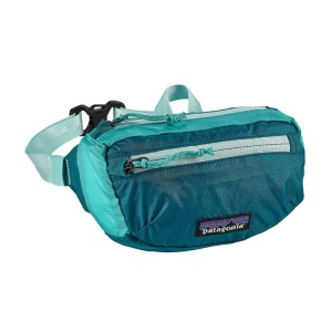 LW Travel Mini Hip Pack strait blue